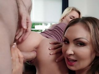 Ass, Babe, Blowjob, Business Woman, Captive, Cowgirl, Cumshot, Desk, Doggystyle, Facial,