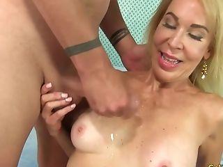 Erica Lauren, GILF, Mature,