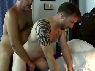 Anal Sex, Bareback, Big Cock, Blowjob, Brunette, Couple, German, Hairy, HD, Oral Sex,