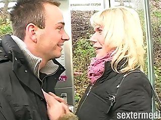 Anal Sex, Blonde, German, Hardcore, HD, MILF,