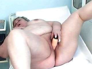 Amateur, BBW, Clit, Fat, Fingering, Nymphomaniac, Pawg, Sex Toys, Short Haired, Solo,