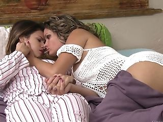 Fingering, Friend, Lesbian, Long Hair, Naughty, Oral Sex, Panties, Pornstar, Prinzzess, Shorts,