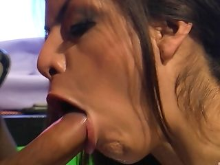Ass, Blowjob, Couple, Cowgirl, Cute, Hardcore, Latina, Long Hair, Missionary, Naughty,