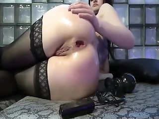 Anal Fisting, Anal Sex, Ass, Babe, Hardcore, HD, Masturbation, Sex Toys, Solo, Webcam,