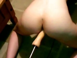 Fucking Machine, Sex Toys, Solo, Wife,