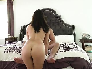 Ass, Blowjob, Clamp, Close Up, Couple, Cowgirl, Cute, Doggystyle, Hardcore, Horny,