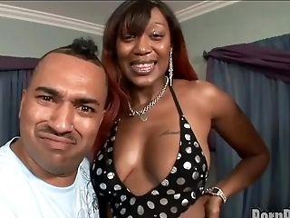 Big Cock, Bikini, Black, Cute, Foursome, Group Sex, Hardcore, Horny, Interracial,