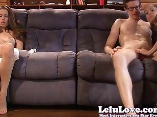 Blowjob, Dildo, Hardcore, HD, Lelu Love, Masturbation, Sex Toys, Twins,