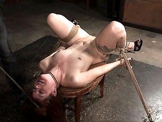 Ass, BDSM, Bondage, Caning, Fetish, Ginger, Legs, Redhead, Spanking,