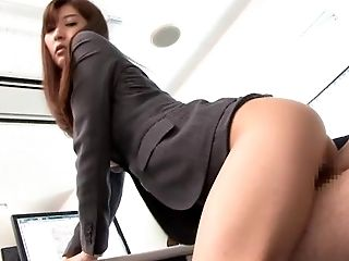 Asian, Clothed Sex, Couple, Cute, Ethnic, Hardcore, Japanese, Office, Reality,