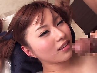 Babe, Cum In Mouth, Cumshot, Ethnic, Horny, Japanese, Legs, Massage, Missionary, Oral Sex,