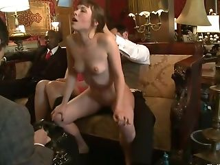 BDSM, Bella Rossi, Cherry Torn, Fetish, Group Sex, Seda, Submissive,