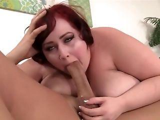 BBW, Big Tits, Redhead,
