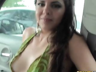 Babe, Blowjob, Brazilian, Brunette, Car, Cuban, Cute, Dick, Handjob, Hardcore,
