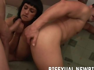 Amateur, Ass, BDSM, Bisexual, Blowjob, Femdom, HD, Threesome,