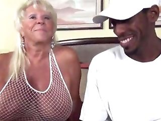 Big Black Cock, Big Cock, Black, Cum Swallowing, Dick, Granny, Interracial, Mature, MILF, Old,