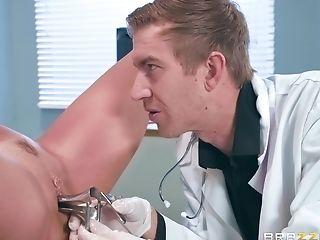 Big Cock, Big Tits, Blowjob, Bra, Couple, Doggystyle, Fake Tits, Fingering, Flexible, Hardcore,