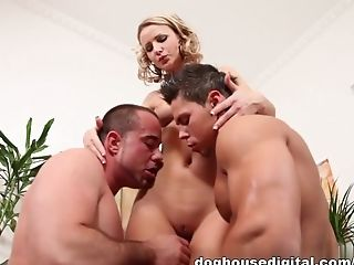 Amazing, Anal Sex, Bisexual, Facial, Hardcore, HD, Pornstar, Samantha Jolie,