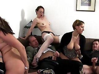 Amateur, Big Tits, Blowjob, Bold, European, German, Group Sex, Hardcore, HD, Lingerie,
