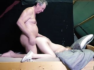 Cum Swallowing, Cumshot, Horny, Old And Young, Teen,