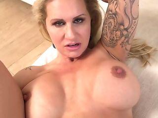 Ass, Big Tits, Blowjob, Boots, Cowgirl, Cumshot, Facial, Hardcore, Lingerie, MILF,