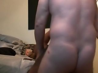 Amateur, Anal Sex, Ass Fucking, BDSM, Black, Couple, Cum In Mouth, Handcuffed, Hardcore, Interracial,