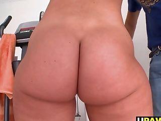 Anal Sex, Angelica Saige, Ass, Ass Fucking, Babe, Big Ass, Big Cock, Boots, Hardcore, Pawg,