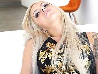 Blonde, Couple, Dirty, Hunk, Long Hair, MILF, Pornstar, Tattoo,