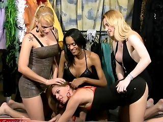 Orgy, Transformista, Slut,