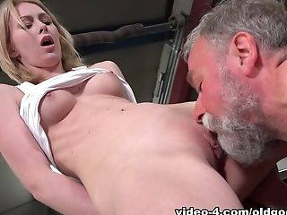 Blonde, College, Exotic, Old And Young, Pornstar,